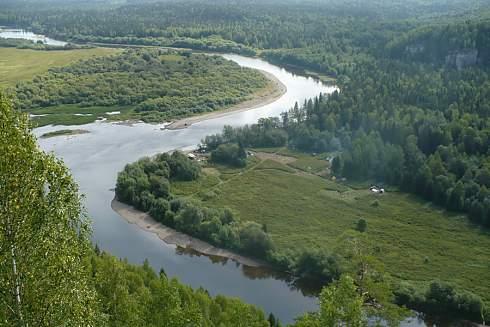 Река Яйва