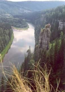 Река Усьва