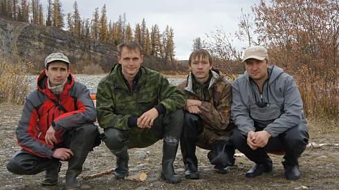 Рыбалка на Лемве (Полярный Урал). Часть первая — туристическая.